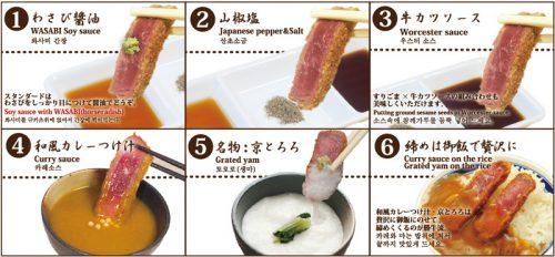 食べ方の提案