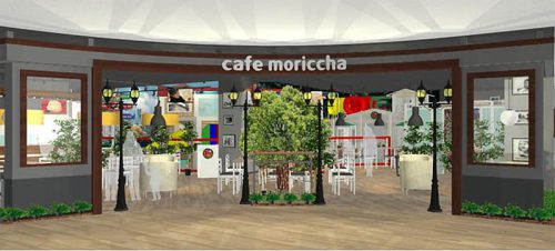 cafe moriccha大和郡山店