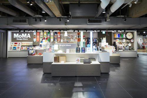 2階MoMAデザインストア・ロフトマーケット