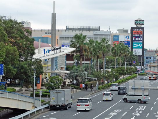 ららぽーとTOKYO-BAYに隣接するビビット南船橋