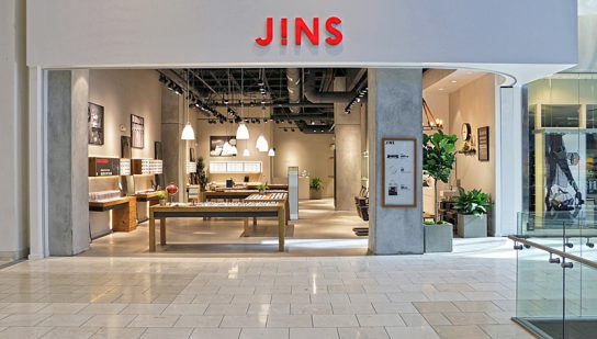 JINS Santa Anita