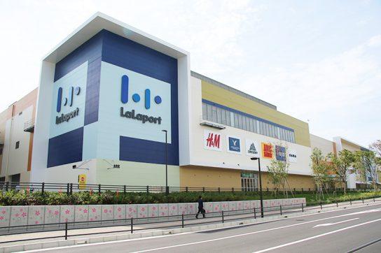 ショッピングセンター イメージ