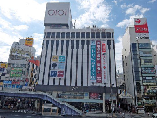 20161007nitori 1 544x408 - ニトリ/上野マルイに最小規模の店舗面積1000m2で出店