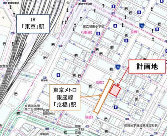 20161018hanshin 544x444 - 阪神電鉄/京橋2丁目6番街地区に複合ビル