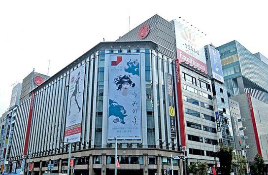 20161019mitsukoshi 544x355 - 三越銀座店/訪日外国人観光客、日本文化の本物嗜好が強まる
