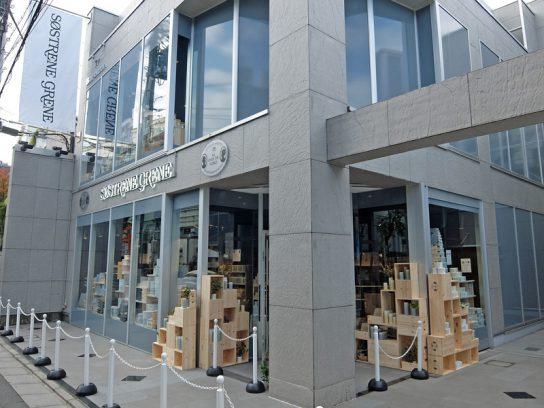 ソストレーネ グレーネ表参道店