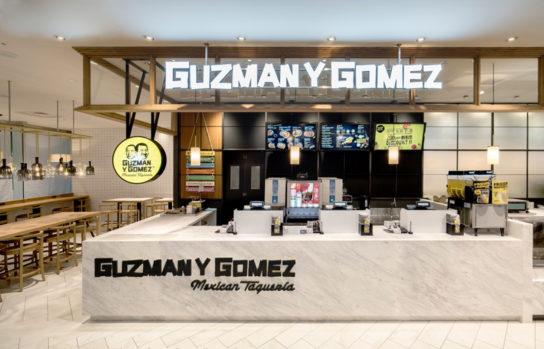 Guzman y Gomez FOOD&TIME ISETAN アトレ品川店