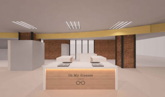 Oh My Glasses TOKYO横浜ロフト店