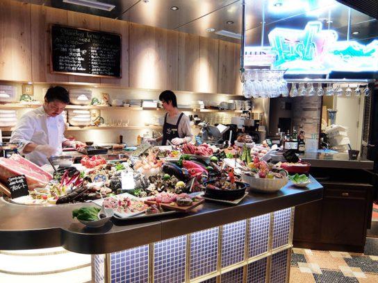 Taverna Uokin 京橋店