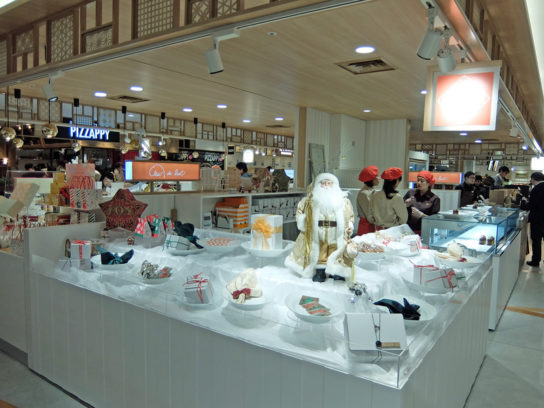 台東区のスイーツ「クレールドゥリュンヌ」も出店