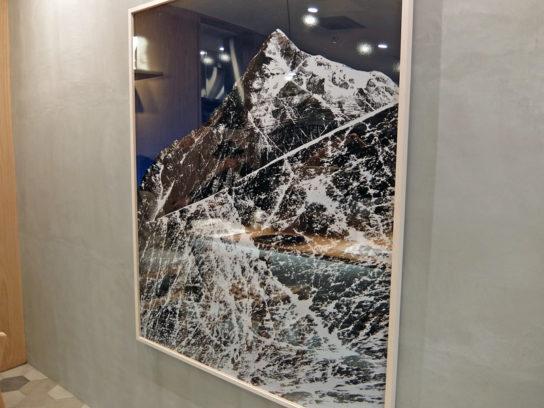 冒険家が撮影したエベレストの写真