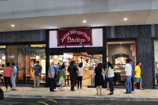 ちゃんぽん亭総本家アラモアナショッピングセンター店