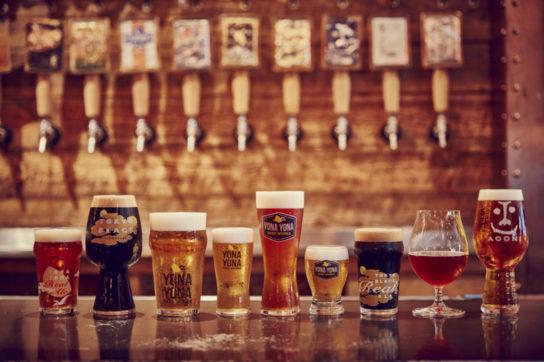 ビールの一例