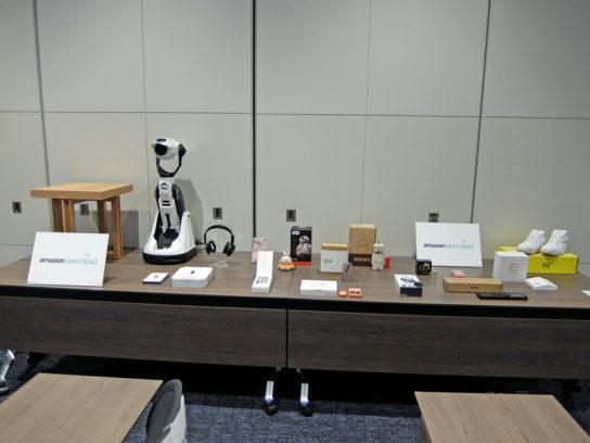 日本企業の出品商品