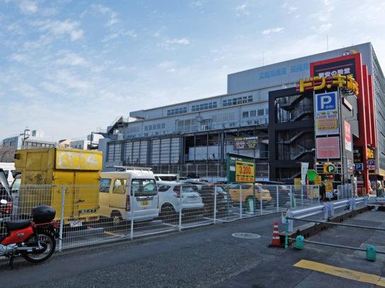 ドン・キホーテ中目黒本店の隣に出店