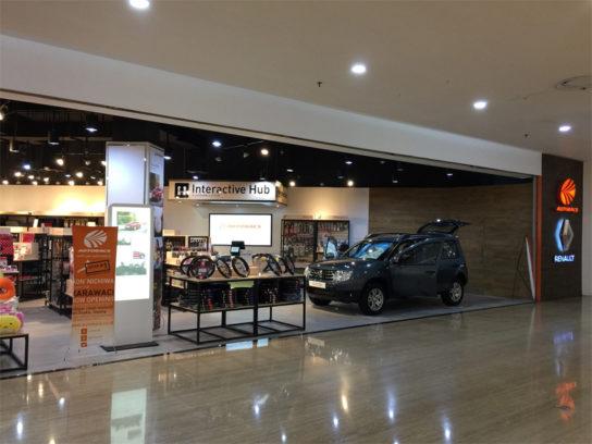 オートバックススーパーモールカラワチ店