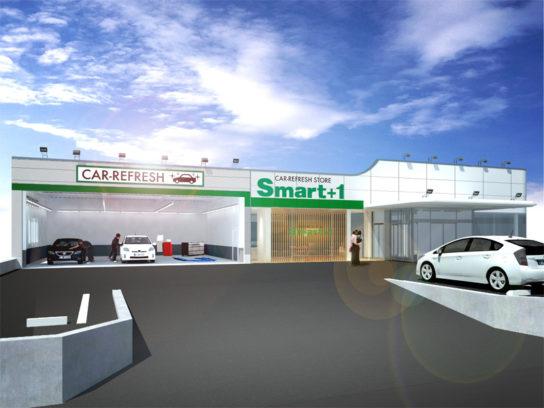 Smart+1茨木西店