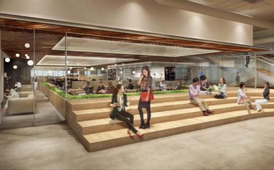 社員食堂のイメージ
