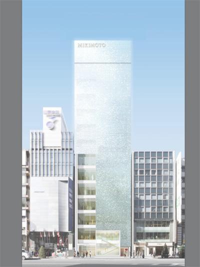 ミキモト銀座4丁目本店