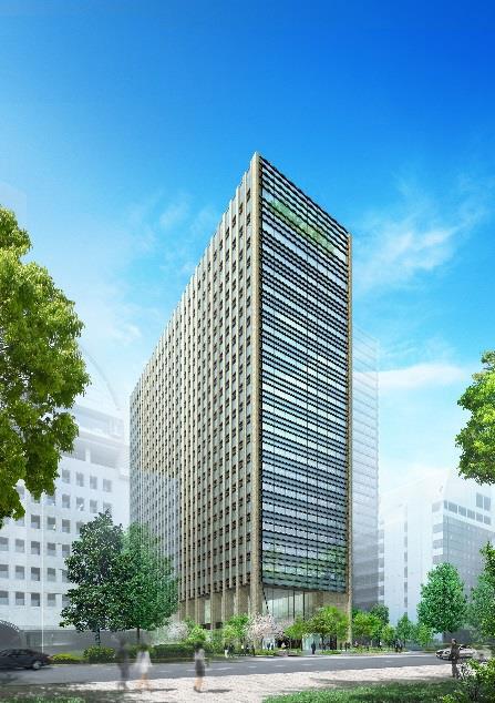 20170403hibiya1 - 日比谷パークフロント/千代田区内幸町に、5月31日竣工