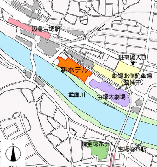 計画地周辺図