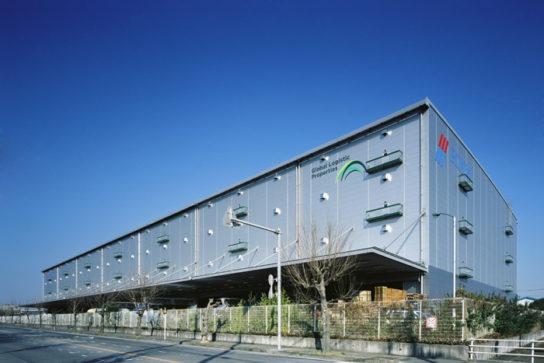 入居直後の日立物流東日本PFC(GLP加須)