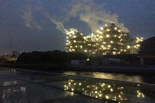 羽田空港と横浜&工場夜景クルーズ