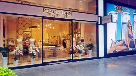 PEACH JOHN台北旗艦店