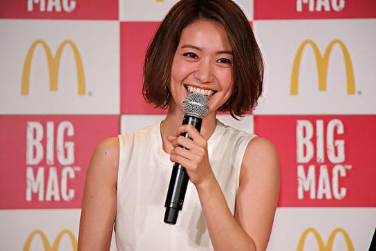 新CMに大島優子さんが出演