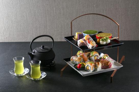 本物の日本食を提供