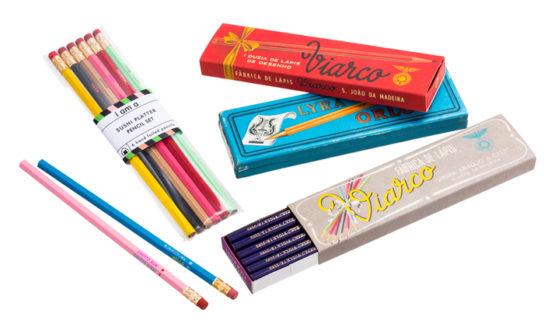 世界中の鉛筆