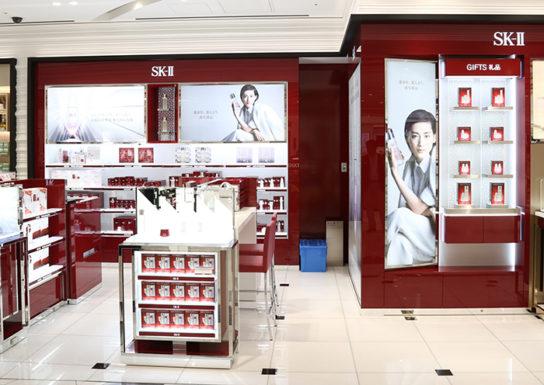 日本の化粧品ブランドを強化