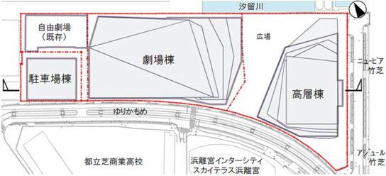 施設配置図