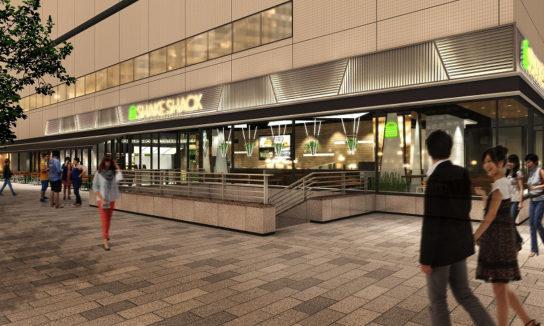シェイク シャック日本5号店をみなとみらいにオープン