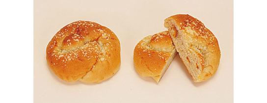 塩チーズパン
