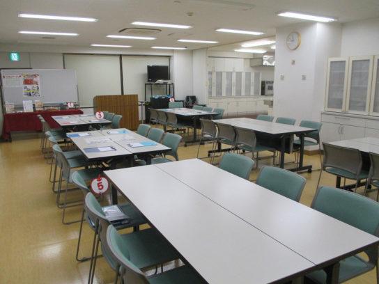 いーとぴあの講義室