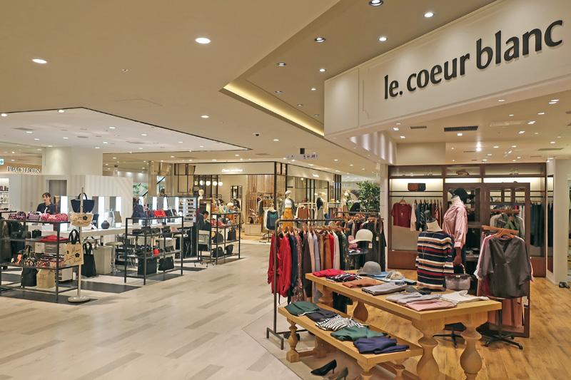 20170904perie 2 - ペリエ千葉/千葉市初出店55店を含む、全107店で新駅ビル開業