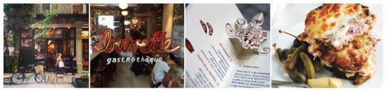 ニューヨークで人気のレストラン「Buvette(ブヴェット)」