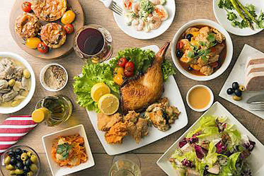 THE TABLEの惣菜