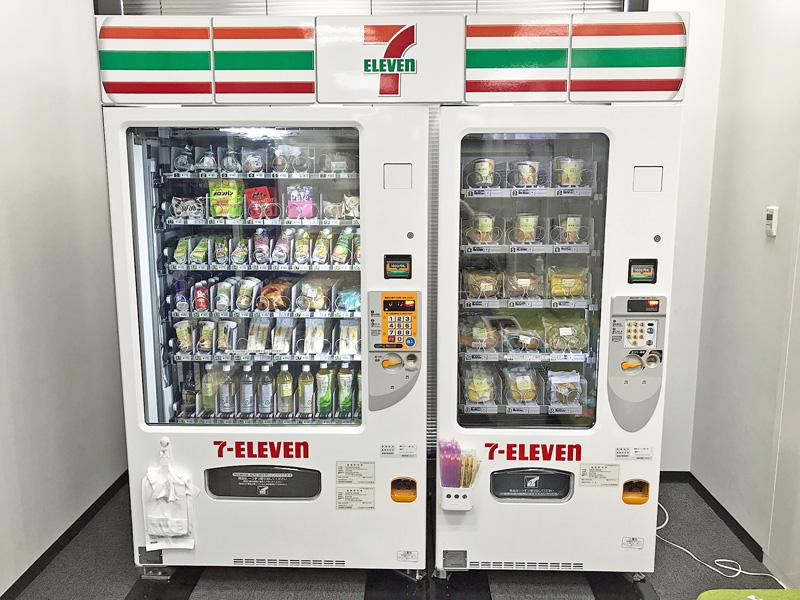 セブン-イレブン/企業向け「セブン自販機」、テスト設置 ...