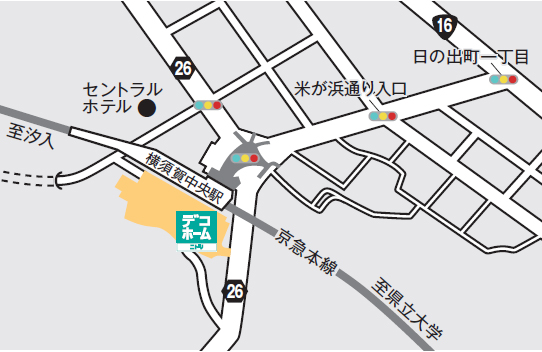 20170925nitori1 - ニトリデコホーム/横須賀に9月29日オープン