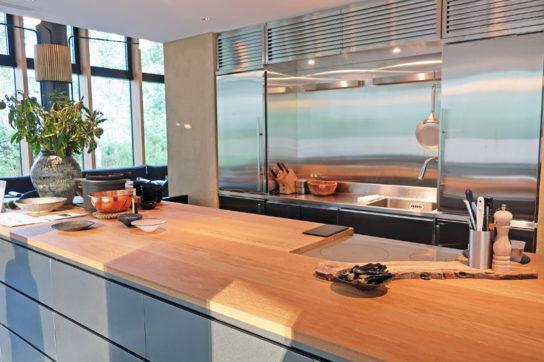 2階にもキッチンを配置