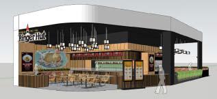 リンガーハット イオンモールガーデンシティ店