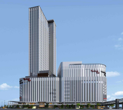 ヨドバシ梅田タワー計画整備事業
