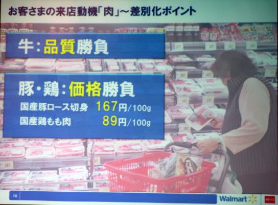 豚・鶏も低価格を訴求