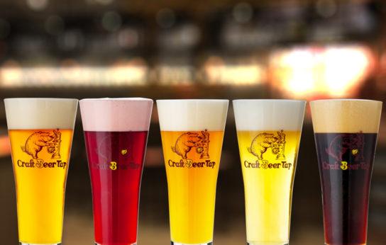 世界のクラフトビールを集めた