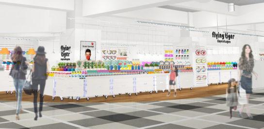 フライング タイガー 静岡東急スクエア店