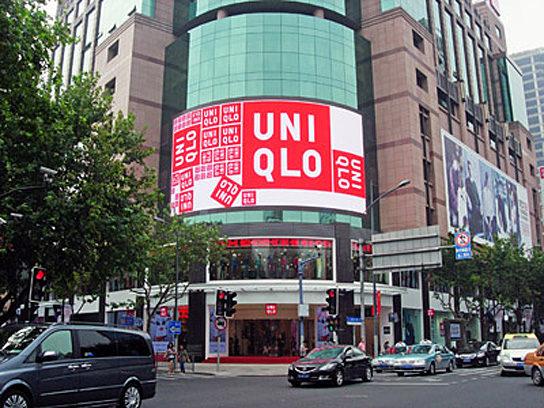 ユニクロ上海店