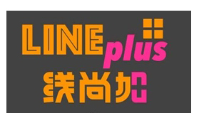 LINE plusロゴ