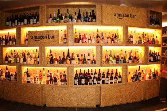 「Amazon Bar」を銀座にオープン